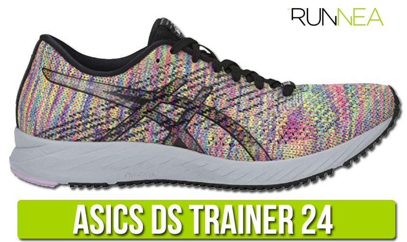 Le migliori scarpe da running Asics 2019, ASICS DS Trainer 24