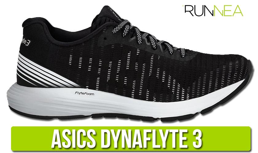 Le migliori scarpe da running Asics 2019, ASICS Gel Dynaflyte 3