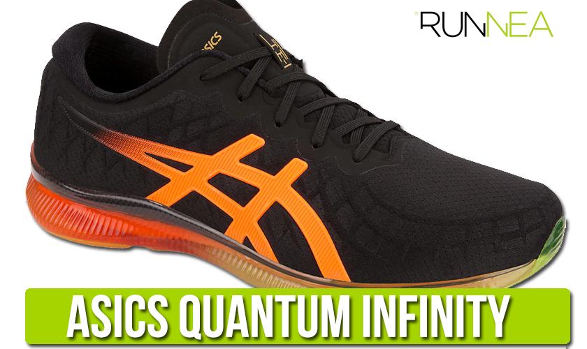 Le migliori scarpe da running Asics 2019, ASICS Gel Quantum Infinity