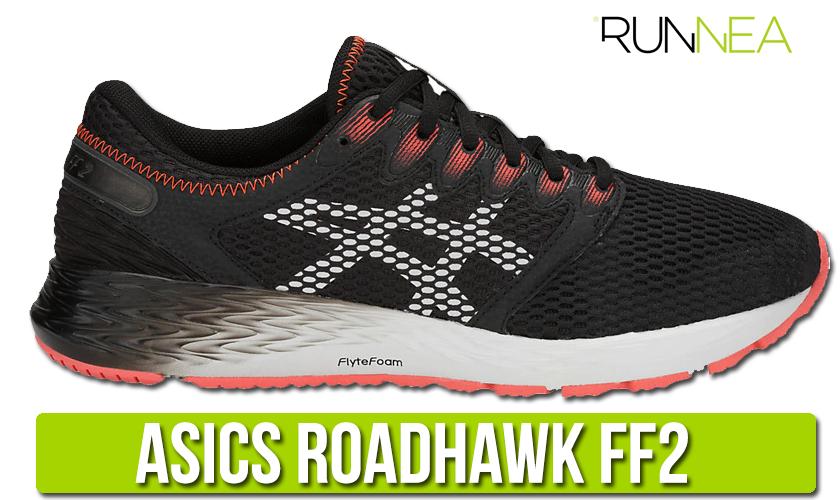 Le migliori scarpe da running Asics 2019: ASICS RoadHawk FF2