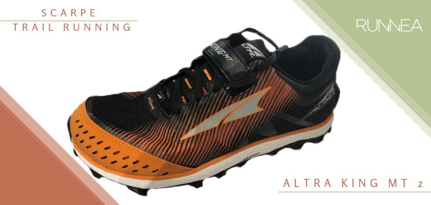 Come scegliere le migliori scarpe trail running