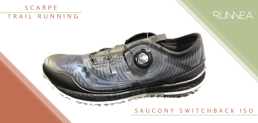 Migliori scarpe trail running 2019, Saucony Switchback ISO