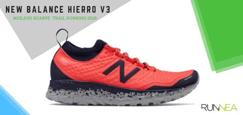 in arrivo stili di grande varietà doppio coupon Migliori scarpe da trail running 2018