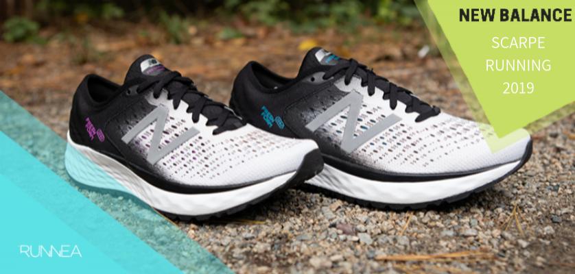 Le migliori scarpe da running New Balance 2019 1c2a0c40711