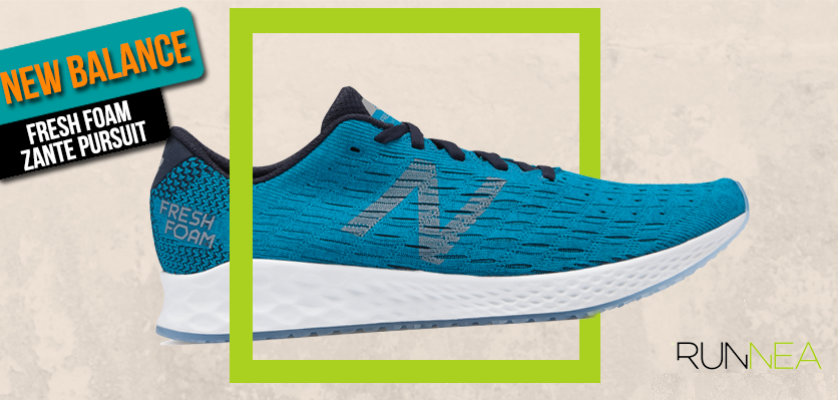 Le migliori scarpe da running New Balance 2019, New Balance Fresh Foam Zante Pursuit