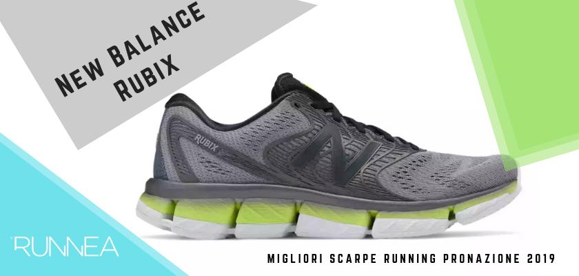 Le migliori scarpe running pronazione 2019, New Balance Rubix