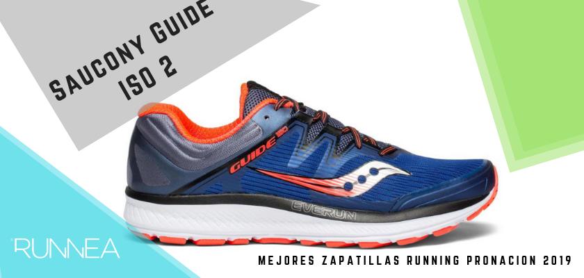 Le migliori scarpe running pronazione 2019, Saucony Guide ISO 2