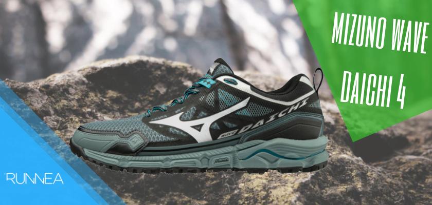 Le novità di Mizuno nelle scarpe da trail 2019, Mizuno Wave Daichi 4