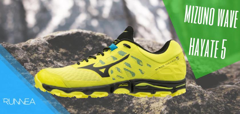 Le novità di Mizuno nelle scarpe da trail 2019, Mizuno Wave Hayate 5