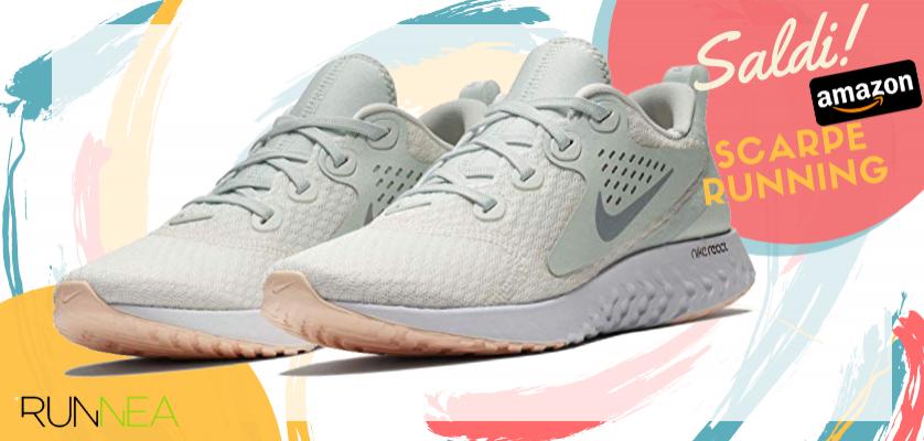 outlet store c1994 38865 Migliori sconti scarpe da running Amazon 2019