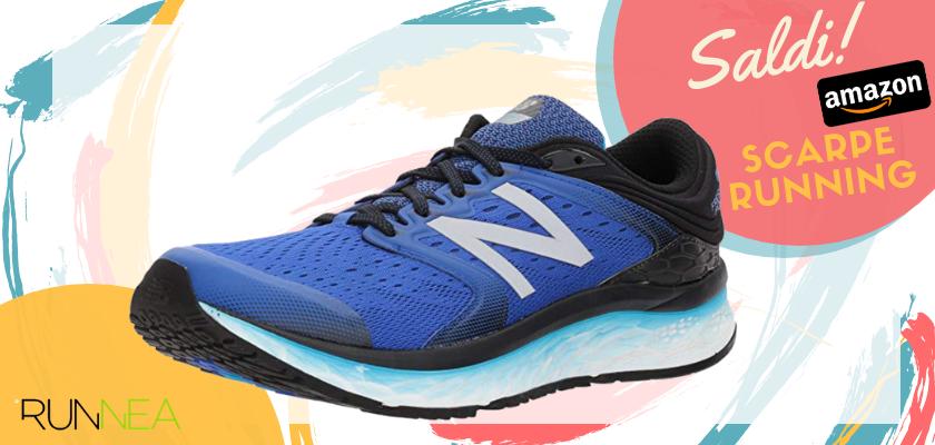 Sconti scarpe da running Amazon 2019: le migliori offerte New Balance