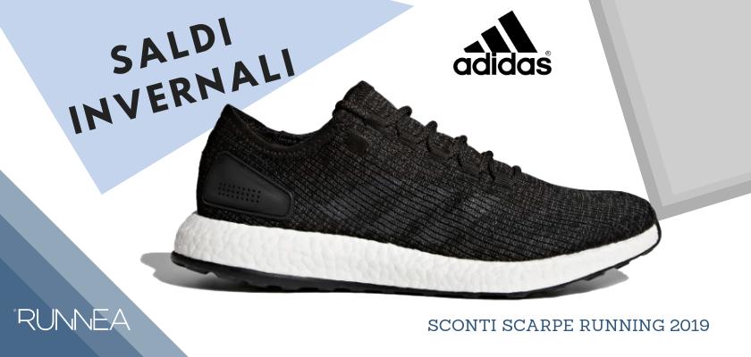 Sconti scarpe running 2019: le migliori offerte sui negozi online, Adidas