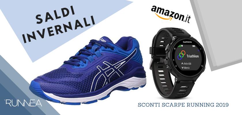 Sconti scarpe running 2019: le migliori offerte sui negozi online, Amazon.it