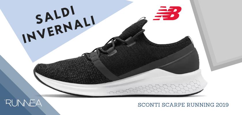 Sconti scarpe running 2019: le migliori offerte sui negozi online, New Balance