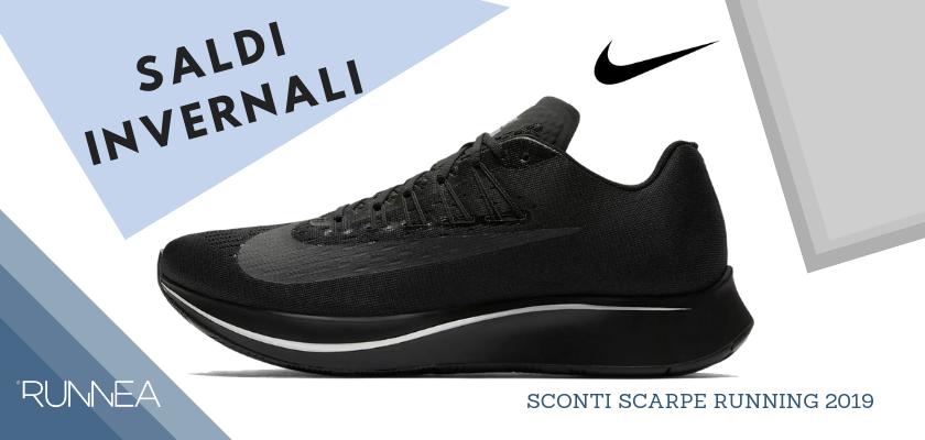 Sconti scarpe running 2019: le migliori offerte sui negozi online, Nike