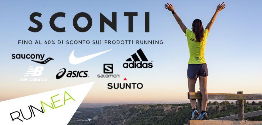 Sconti scarpe running 2019  le migliori offerte sui negozi online 094d7a38e89