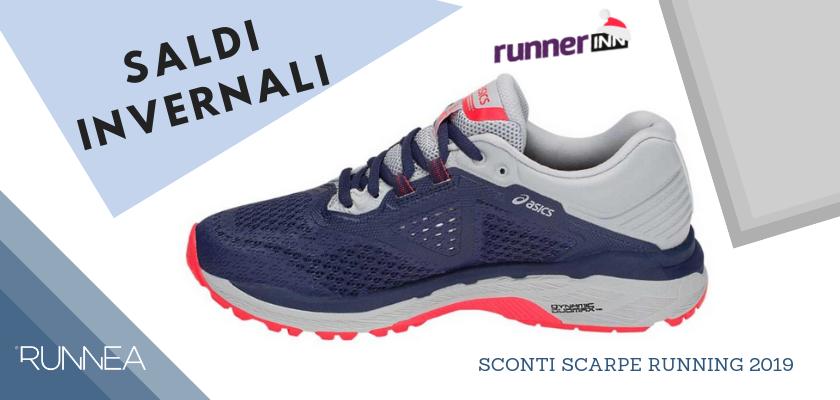 Sconti scarpe running 2019: le migliori offerte sui negozi online, RunnerINN