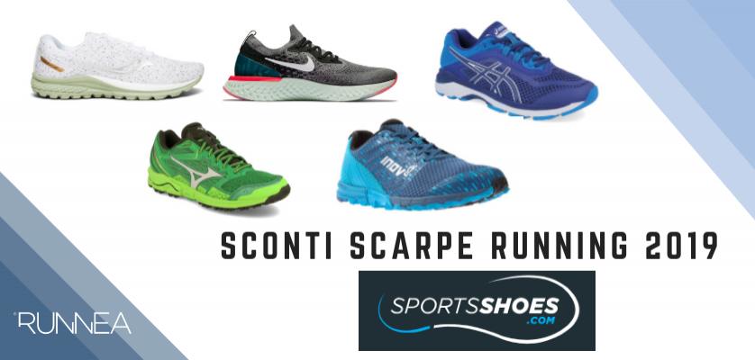 Sconti scarpe da running SportShoes 2019  le 12 migliori offerte disponibili e1312adbce0