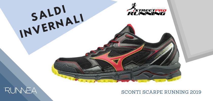 Sconti scarpe running 2019: le migliori offerte sui negozi online, Street Pro Running