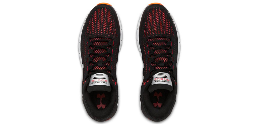Under Armour Charged Rogue, upper