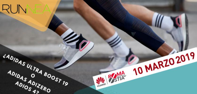 all'ingrosso online nuovi stili buona vendita Quale scarpa scegliere per la Romaostia 2019, Adidas Ultra ...