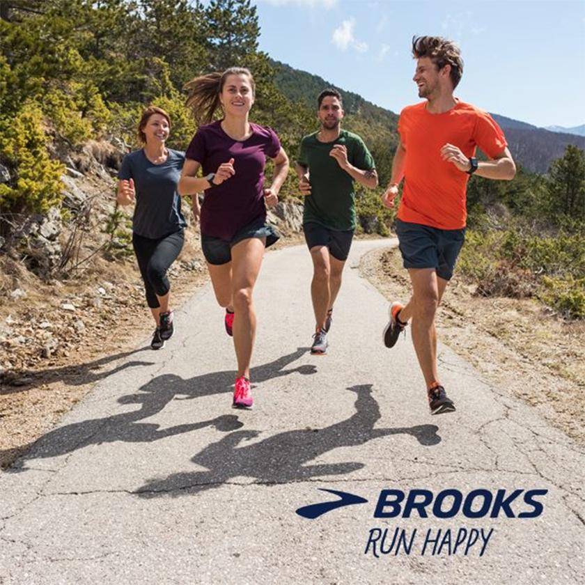 GuideRails il nuovo concetto di sopporto di Brooks Running, utente
