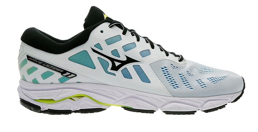 Mizuno Wave Ultima 11 Colourful White, corridori nuetri