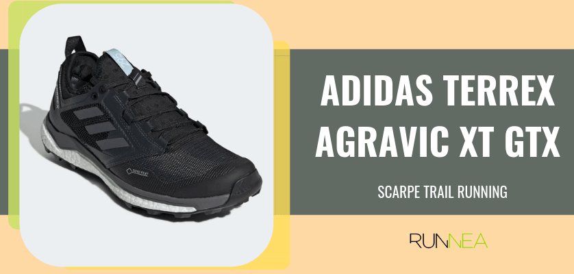 Le 8 migliori scarpe da trail running di Adidas, Adidas Terrex Agravic XT GTX
