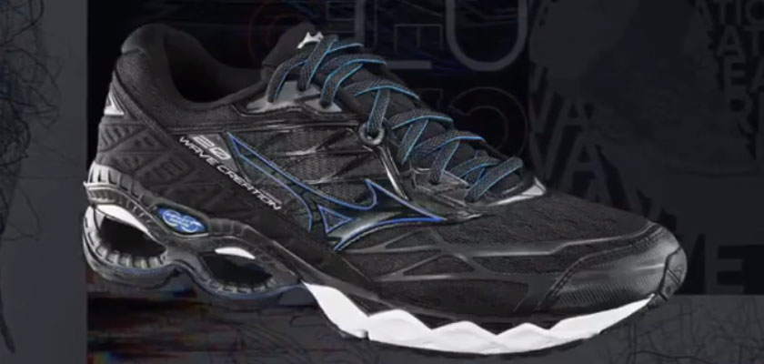 Mizuno Wave Creation 20, guida più naturale