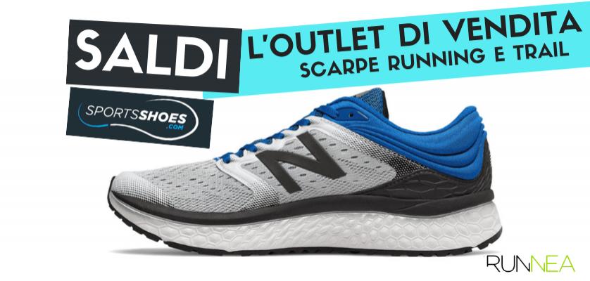 Offerte scarpe running SportShoes
