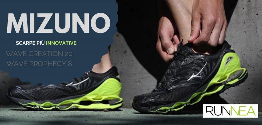 fc01e00ab84e6 Perché le Mizuno Wave Creation 20 e le Mizuno Wave Prophecy 8 sono le scarpe  da running più innovative del marchio giapponese?