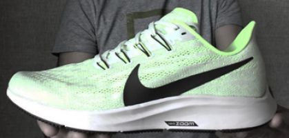 Nike Pegasus 36: differenze con le Nike Pegasus 35