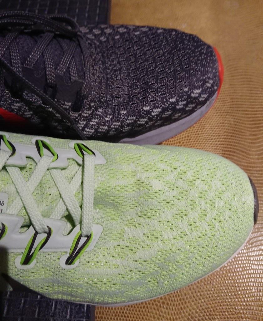 Nike Pegasus 36, tomaia