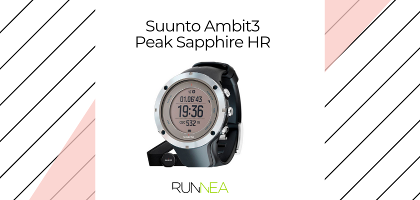 Suunto Ambit3 Peak Sapphire HR