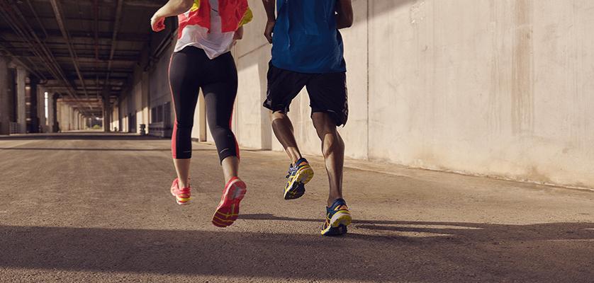 Empezar a correr después de una lesión