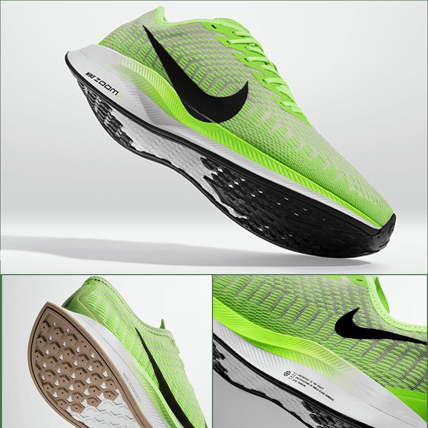 Nike Zoom Pegasus Turbo 2, caratteristiche principali