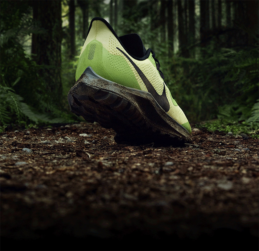 Collezione trail running Nike Pegasus 36 Trail