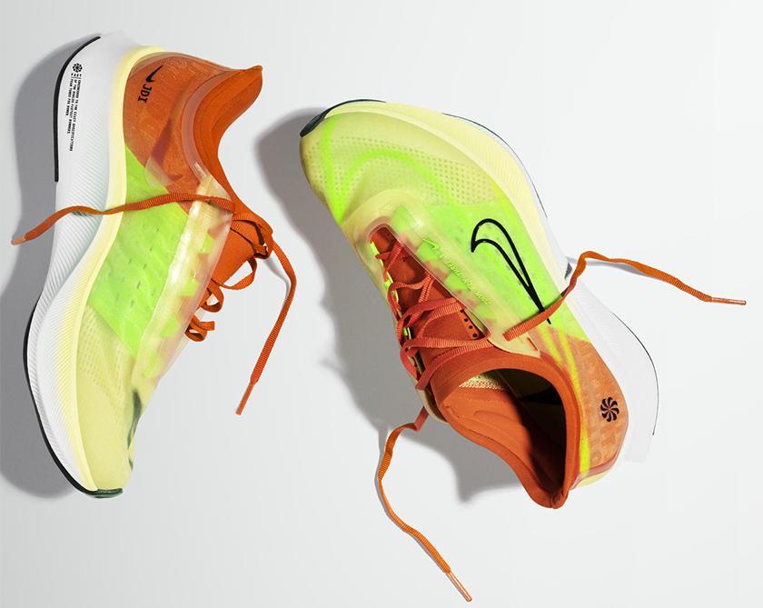 Nike Zoom Fly 3, novità