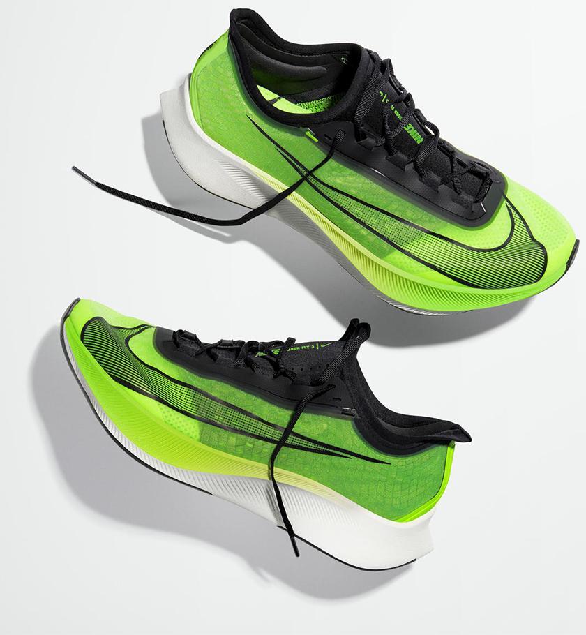 Nike Zoom Fly 3, tecnologie