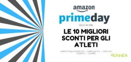 Le 10 migliori sconti dell'Amazon Prime Day per gli atleti