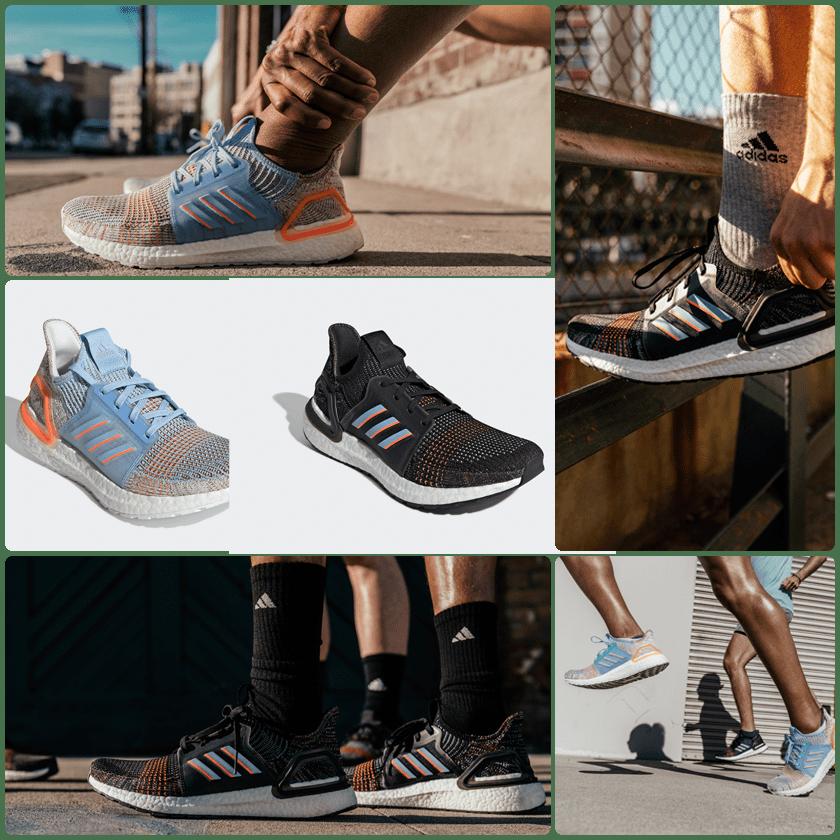 Adidas Ultra Boost 2019, nuovi colori icona