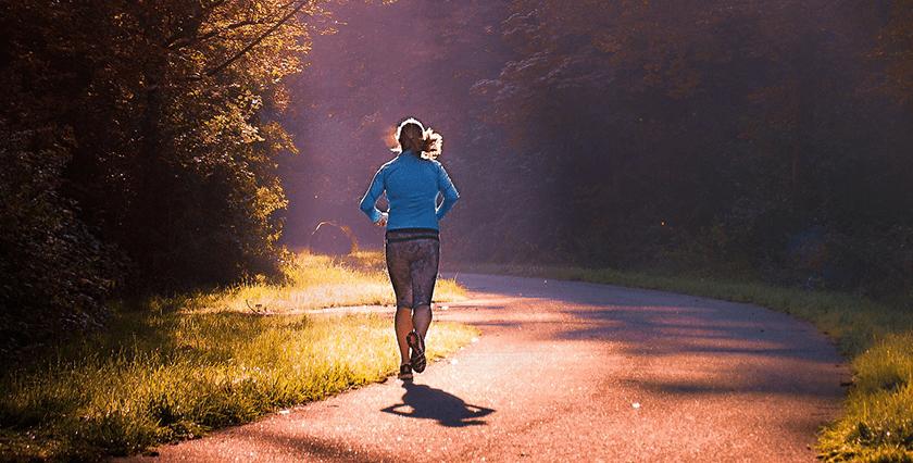 Doccia calda o fredda dopo la corsa, dimagrire