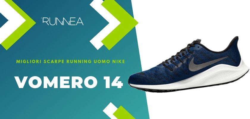 Migliori scarpe da running Nike uomo 2019, Nike Air Zoom Vomero 14