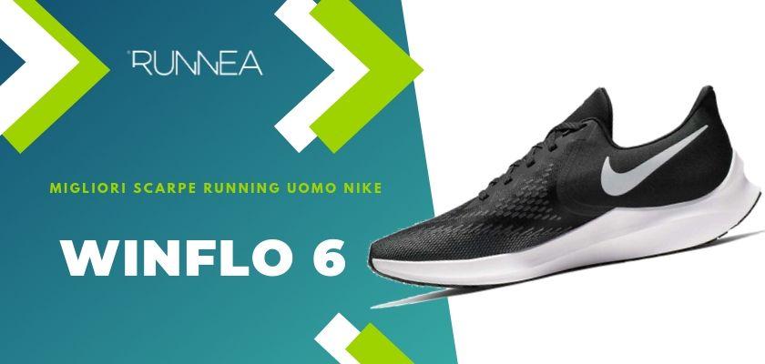 Migliori scarpe da running Nike uomo 2019, Nike Winflo 6