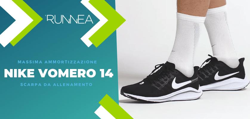 Le caratteristiche delle Nike Vomero 14