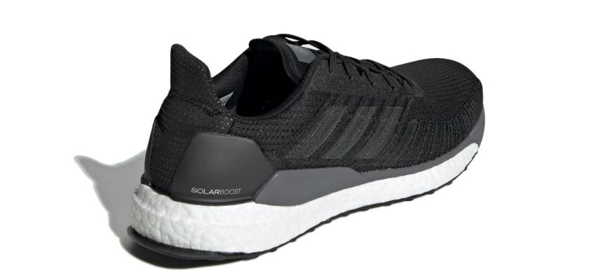 Adidas Solar Boost 19, tallone
