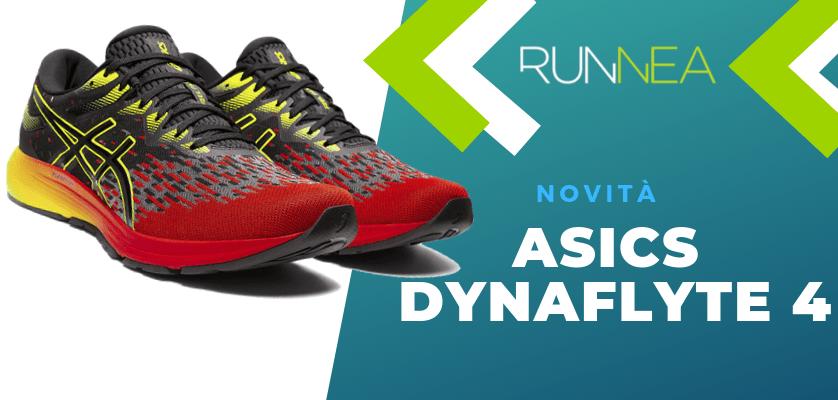 ASICS Dynaflyte 4, scarpa da running mista