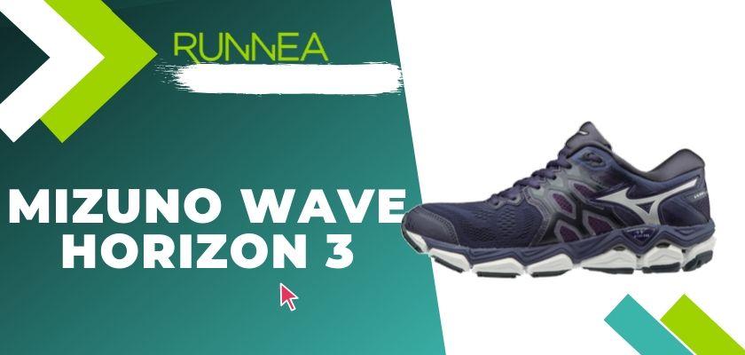 Le migliori scarpe running Mizuno da donna 2019, Mizuno Wave Horizon 3