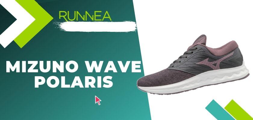Le migliori scarpe running Mizuno da donna 2019, Mizuno Wave Polaris