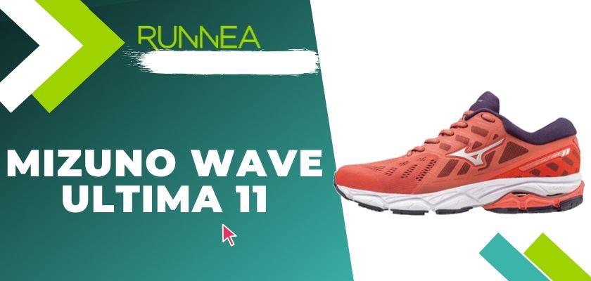 Le migliori scarpe running Mizuno da donna 2019, Mizuno Wave Ultima 11